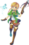 Linkle by hokage3-d9k3f3k