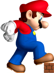 Mega Mario NSMBVR