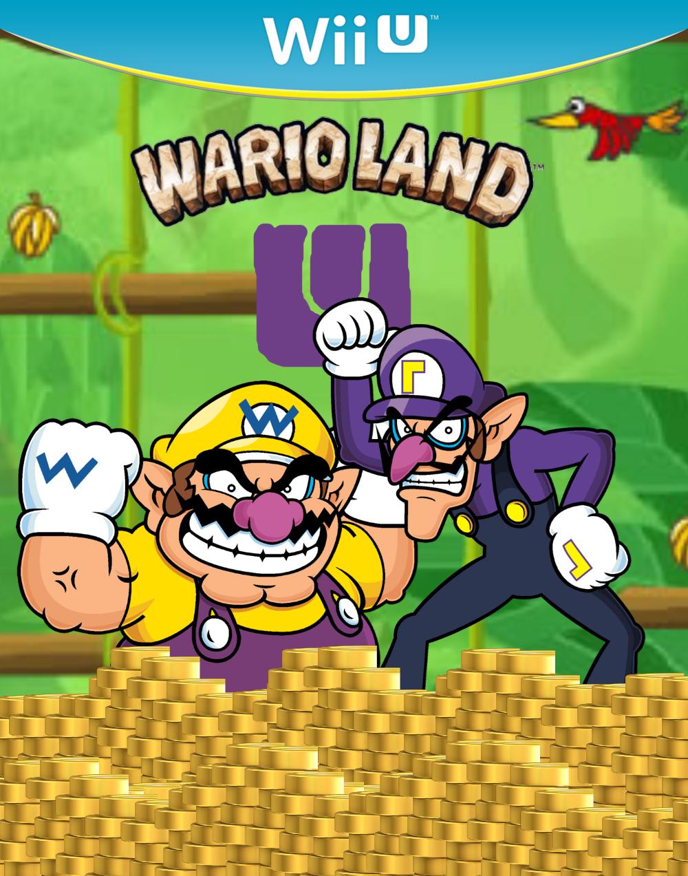 Wario Land U Fantendo Nintendo Fanon Wiki Fandom Powered By Wikia