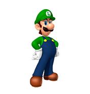 Luigi (mario and Kirby)