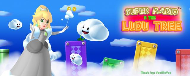 File:Super Mario & the Ludu Tree - Princess Lumi Artwork.png