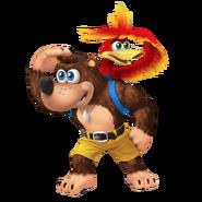 Banjo and KazooieSSBV