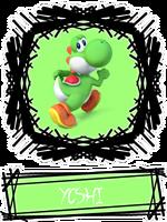 Yoshi SSBR