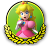 MK3DS Peach icon