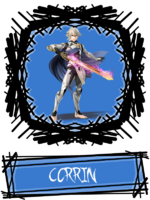 Corrin SSBR