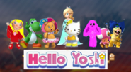 Hello yoshi the 3D