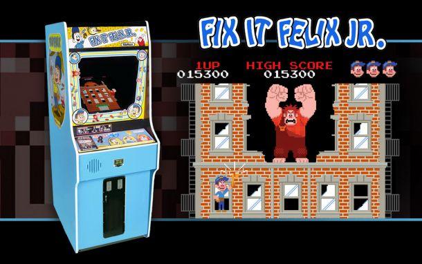 Fix it Felix Jr. (game) | Fantendo - Nintendo Fanon Wiki | FANDOM ...