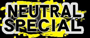 NeutralSpecialAttackVictory