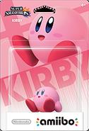 Amiibo - SSB - Kirby - Box