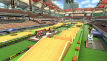 Excitebike - Mario Kart 8