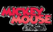 Mickey logo transparent