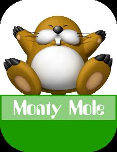 Monty Mole MR