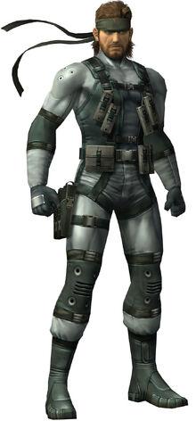 Solid Snake-0