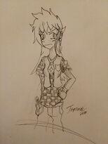 Liana - Communty Draw by Tigzon