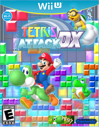 Tetris Attack DX U