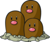 Dugtrio Dream