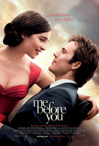 Me Before You 2016 Poster