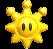 Shine Sprite of the Shine Gate SSBWIIU