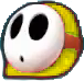 Yellow Shy Guy Icon MGGT