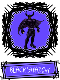 Black Shadow SSBR