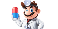 Dr. Mario (Super Smash Bros. Golden Eclipse)