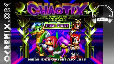 OC ReMix 517 Knuckles' Chaotix 'Door into Summer' Door into Summer by Joe Redifer