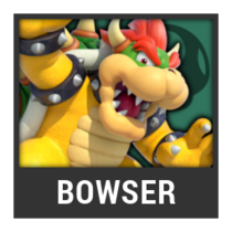 ACL -- Super Smash Bros. Switch character box - Bowser