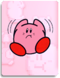 PowerCardKirby Backdrop