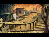 Western Town by kasplode