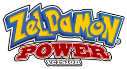 Zeldamon logo power