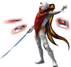Ghirahim Smash Bros