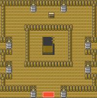 Pokemon GSC map Tin Tower F1