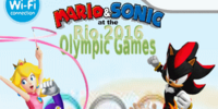Mario and Sonic at the Rio 2016 Olympic Games (Baby Yoshi's Version)