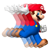 Speed Mario