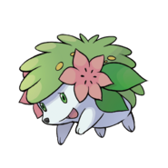 20th Anniversary Shaymin