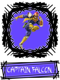Captain Falcon SSBR