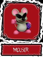 Mouser SSBR