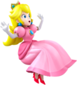 Princess Peach NSMBO
