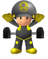 Robo Yellow Toad