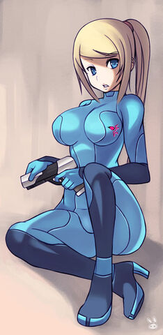 File:Samus by MadKaiser.jpg