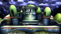 SSB4 Unova Pokemon League