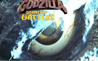 Godzilla Greatest Battles