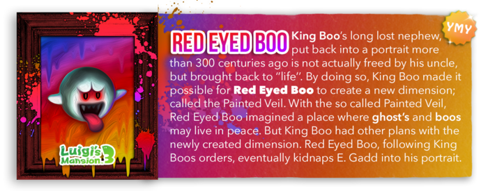 LM3 Enemy Info - Red Eyed Boo