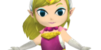 Toon Zelda (Super Smash Bros. Golden Eclipse)