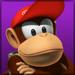 Purpleverse Portal thing - Diddy Kong