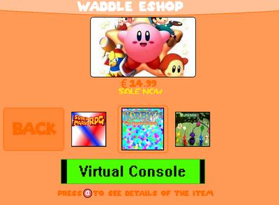 WaddleEShopVirtualConsole