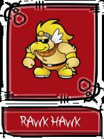 Rawk Hawk SSBR