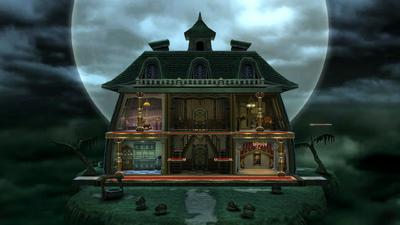 Luigi's Mansion SSB4