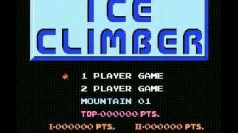 Stage Theme (Ice Climber)