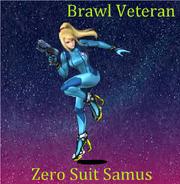 SSBC Roster Zero Suit Samus